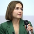 Министр пожаловалась на свою зарплату в 36 тысяч гривен