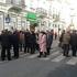 Жители Тернополя перекрыли дорогу из-за высоких цен на проезд