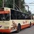 На дороги Кривого Рога вышли три отремонтированных троллейбуса