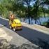 Для удобства жителей в Саксаганском районе делают тротуар, который соединит два больших микрорайона – Солнечный и Юбилейный